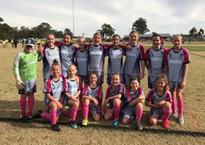 Woongarrah FC W/12A's