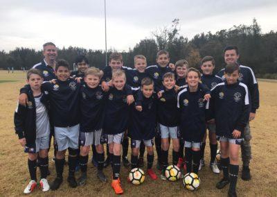 Woongarrah FC U/13B's