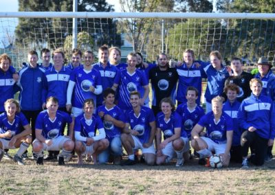 Woy Woy FC Mens Division One First Grade