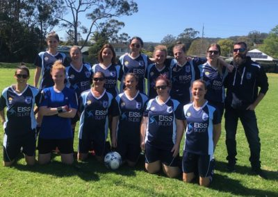 Ourimbah United FC: WAA2 League Champions